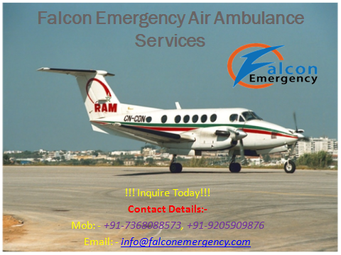 Falcon Emergency Air Ambulance Service 01